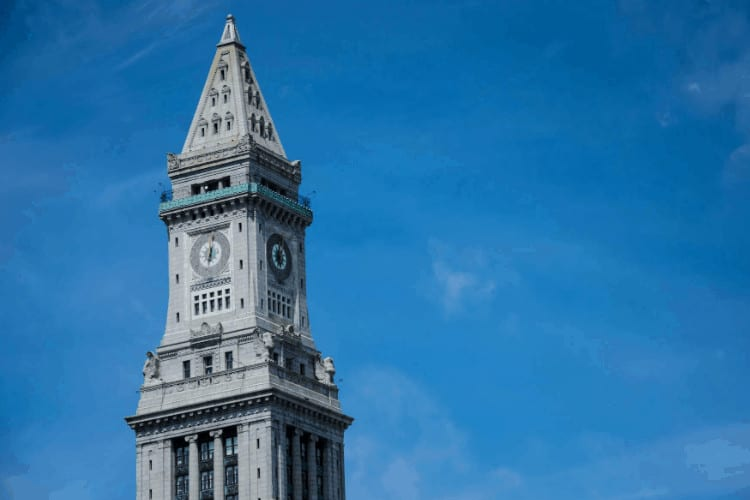 Boston in a Weekend Getaway