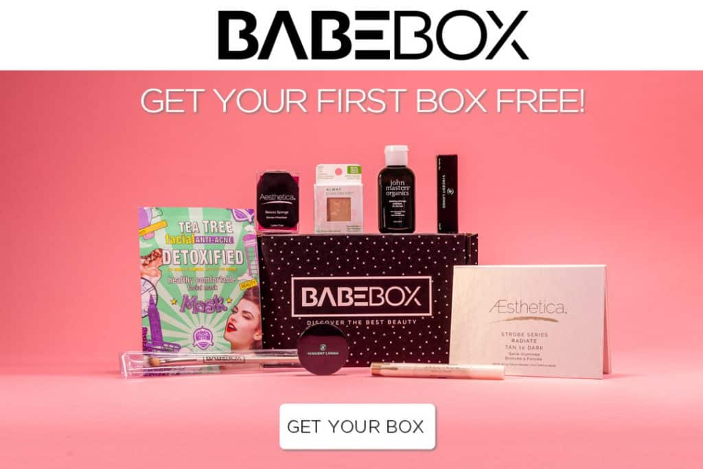 BabeBox Beauty Subscription Box