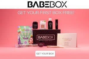 BabeBox Beauty Subscription Box