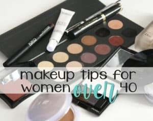 Makeup Tips for Women Over 40