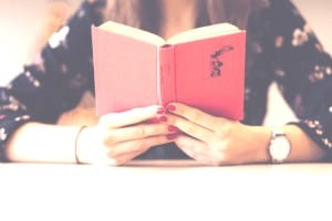Reading to relieve midlife stress