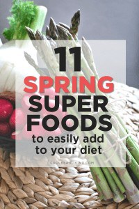 11 Spring Superfoods