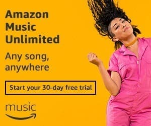 Amazon Music Unlimited for FREE