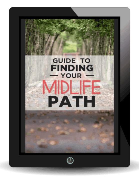 Guide to Finding Your Midlife Path Worksheet