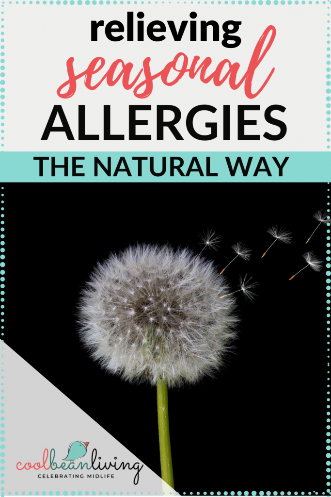 Natural Ways to Relieve Seasonal Allergies