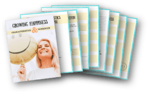 Growing Happiness Workbook