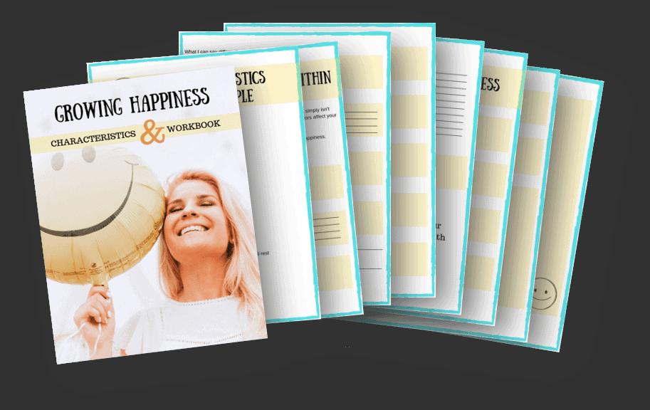 Growing Happiness Workbook