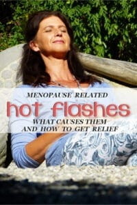menopause related hot flashes