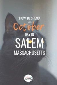 October in Salem, Massachusetts