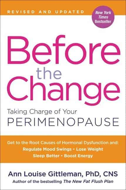 Before the Change, Taking Charge of Your Perimenopause