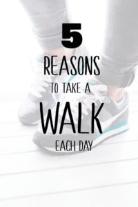 5 Reasons Midlife Women Should Walk Each Day