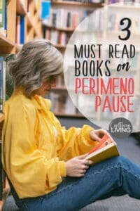 3 must read books on perimenopause