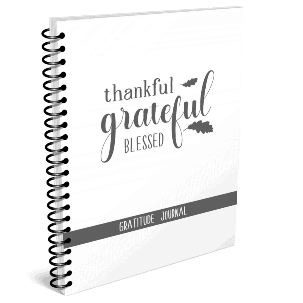 Thankful Grateful Blessed Journal