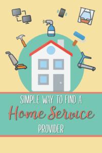 Find a Home Service Provider