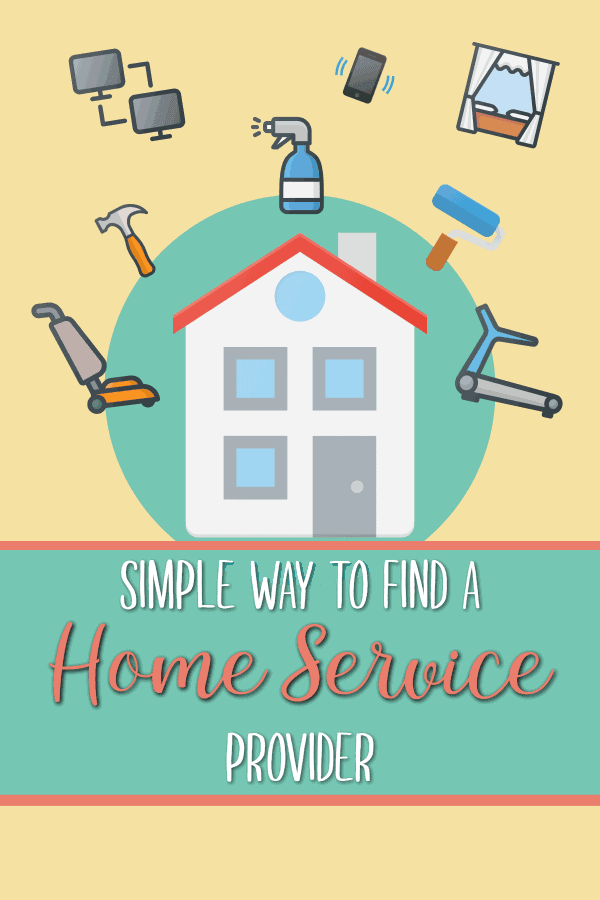 Find a Home Service Provider