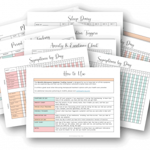 Menopause System Tracking Tool