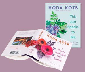 Books by Hoda Kotb