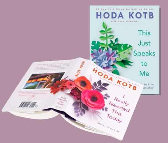 Books by Hoda Kotb