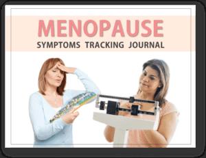 Menopause Symptoms Tracking Journal
