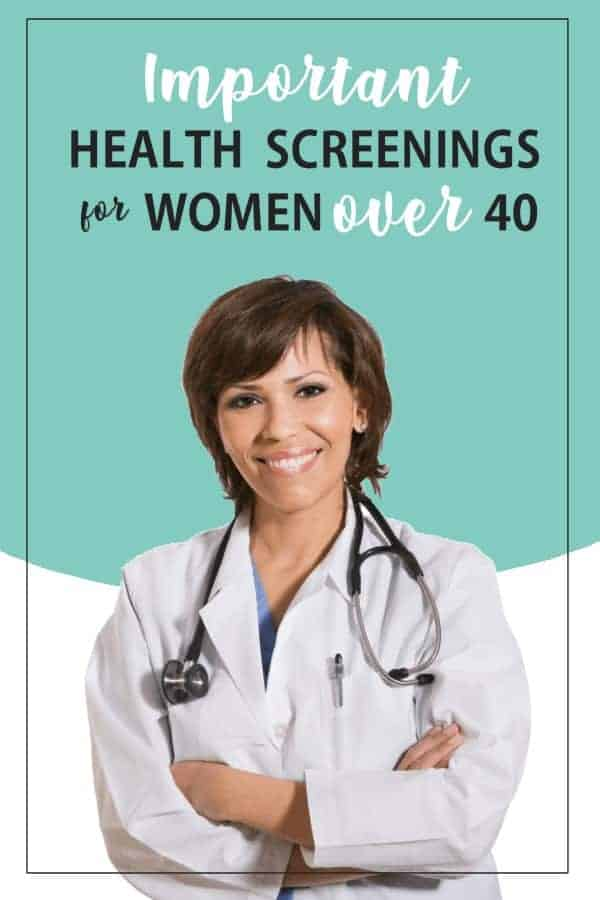 Important Health Screenings for Women Over 40