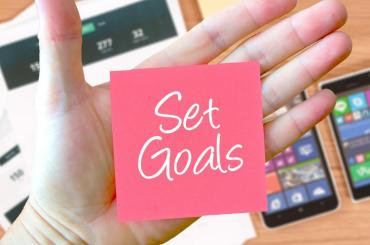 Set 20 Goals in 2020