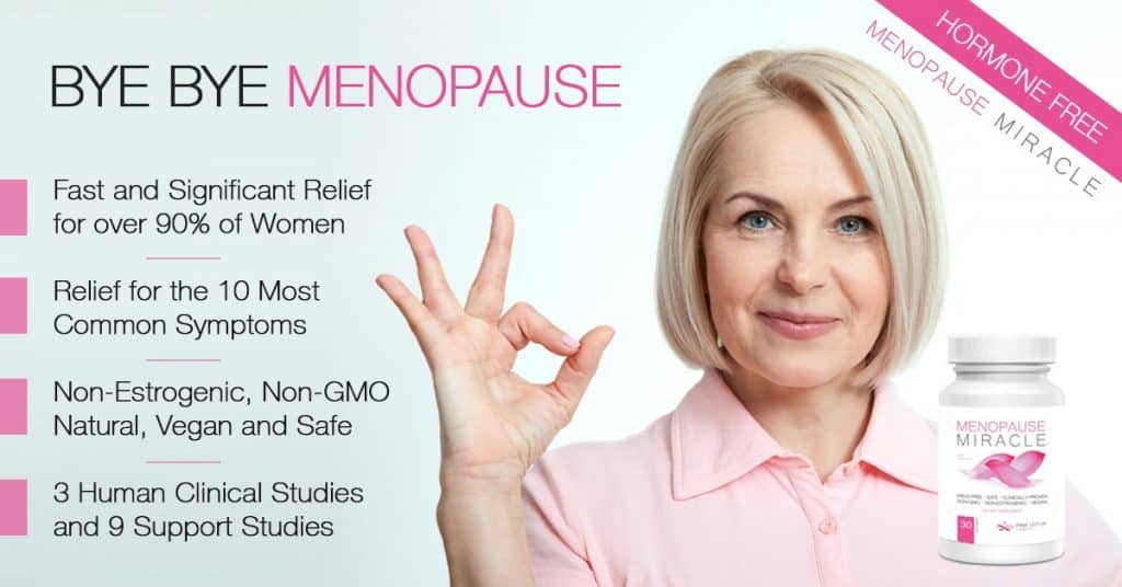 Reduce Menopause Symptoms