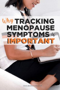 Why tracking menopause symptoms is important