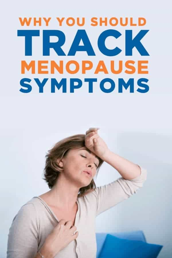 Track Your Menopause Symptoms