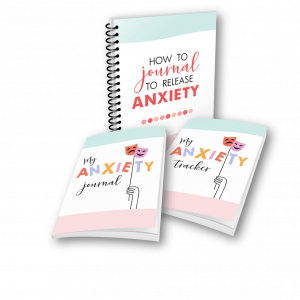 Anxiety Journal Bundle Pack