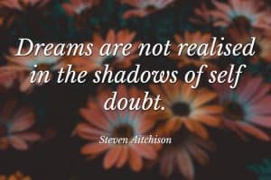 Self-Doubt Quote