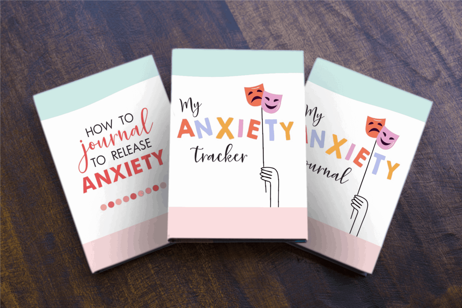 Journal for Anxiety Bundle Pack