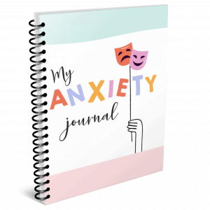 Anxiety Journal and Affirmations