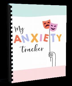 Anxiety Symptom Tracking Journal