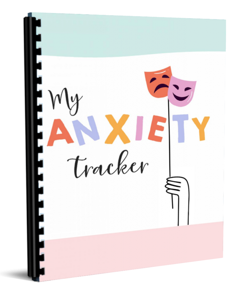 Anxiety Symptom Tracking Journal