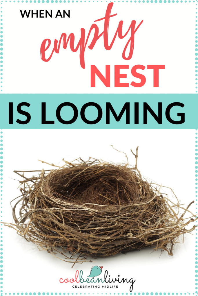 Realizing an Empty Nest is Looming