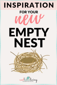 Inspiration for your New Empty Nest