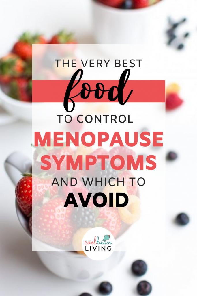food control menopause
