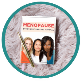 Menopause Symptoms Tracking Journal