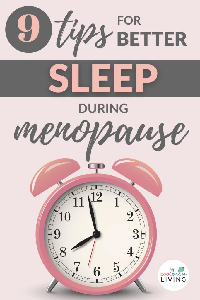 Better Sleep for Women Duiring Menopause