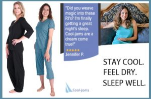 Dry Wicking Pajamas for Better Sleep