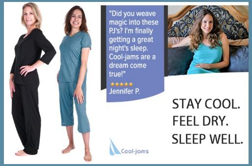 Dry Wicking Pajamas for Better Sleep