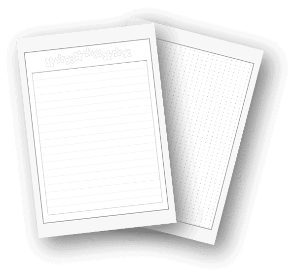 journal for printing