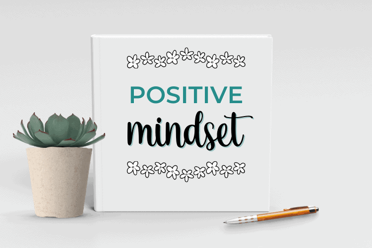 positive mindset book