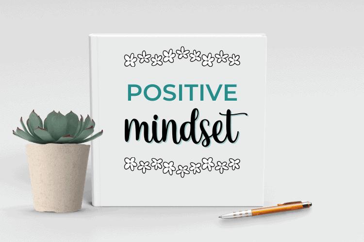 positive mindset book