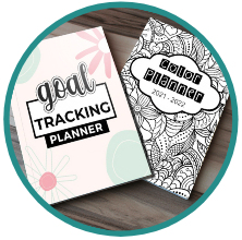 printable personal development planners