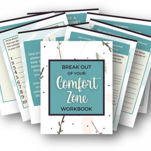 printable workbook for mindset adjusting