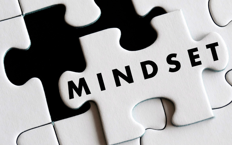 improve mental health with mindset