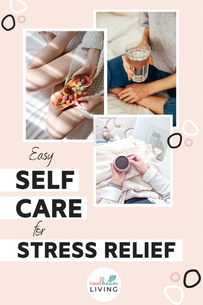 easy self-care activities for stress relief