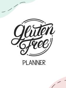 gluten-free planner
