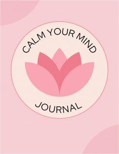 calm mind journal